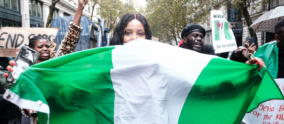 end sars protest 2020